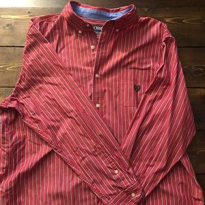 Chaps Long Sleeve Dress Shirt